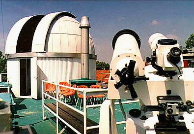 Kiskunhalas - Csillagászati Obszervatórium